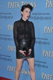 Annie Clark - Paper Towns Premiere in New York City