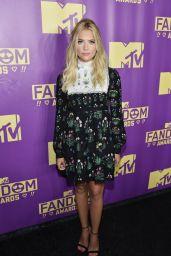 Ashley Benson – 2015 MTV Fandom Awards in San Diego