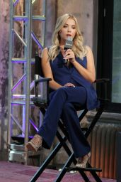 Ashley Benson - AOL Studios in New York City, July 2015