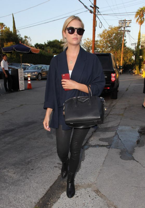 Ashley Benson Casual Style - Out in Los Angeles, July 2015