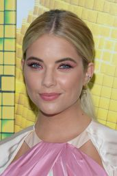 Ashley Benson – 'Pixels' Premiere In New York City