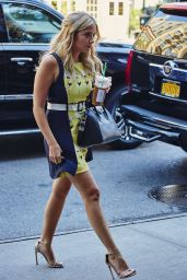 Ashley Benson Style - Out in Soho, July 2015