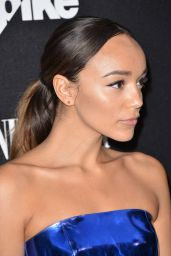 Ashley Madekwe – Vanity Fair And Spike TV Celebrate The Premiere Of The New Series TUT in Los Angeles