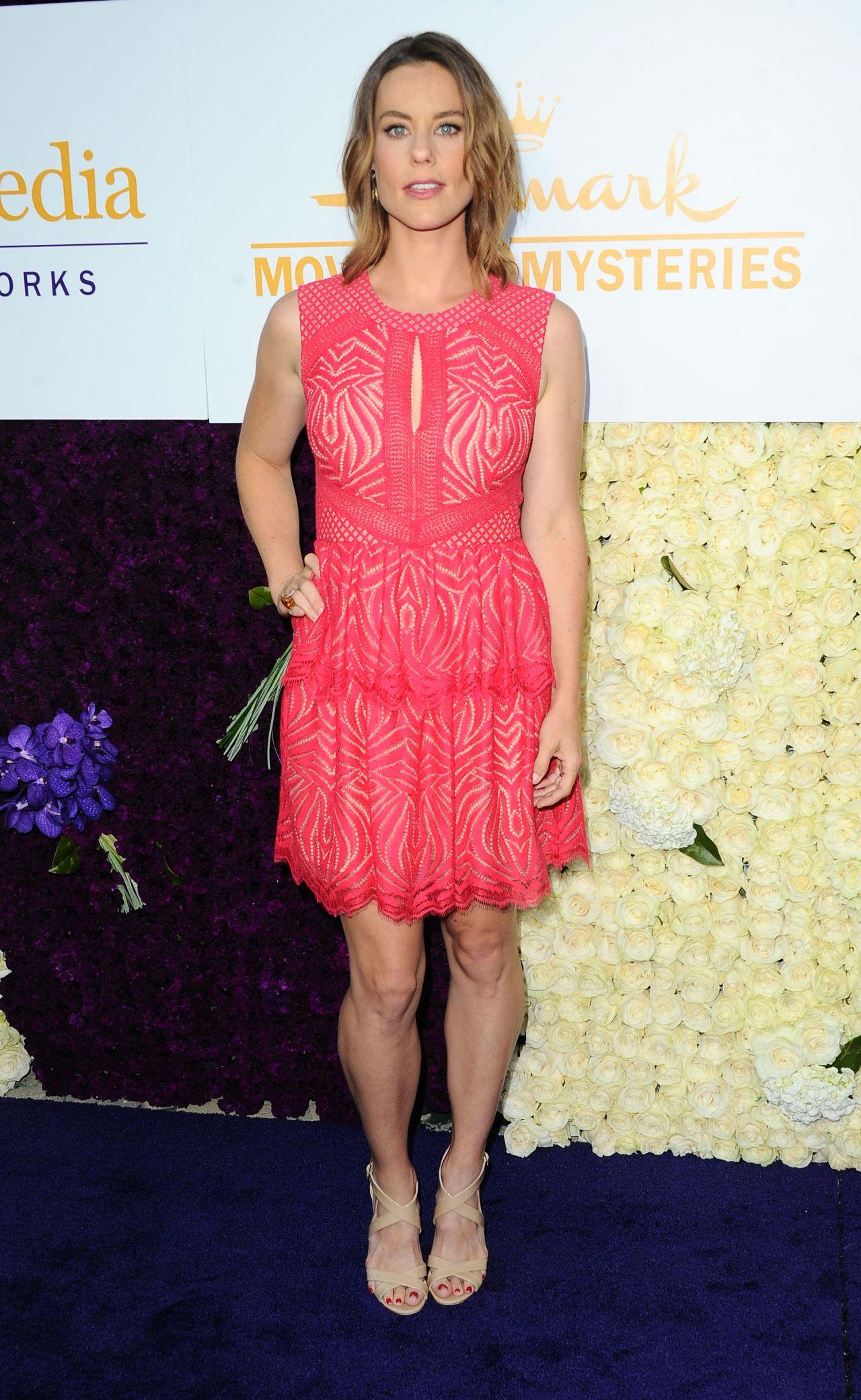 Ashley Williams – Hallmark Channel 2015 Summer TCA Tour ...
