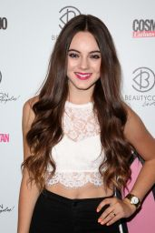 Ava Allan - 2015 BeautyCon in Los Angeles