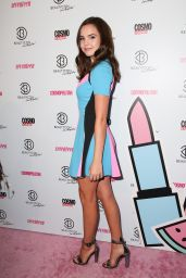 Bailee Madison – 2015 BeautyCon in Los Angeles