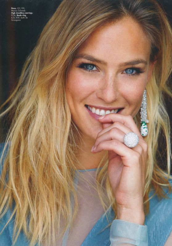 Bar Refaeli - HELLO! Fashion Monthly Magazine - August 2015 Issue