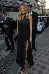 Bar Refaeli - Vogue Party at Paris Fashion Week - July 2015