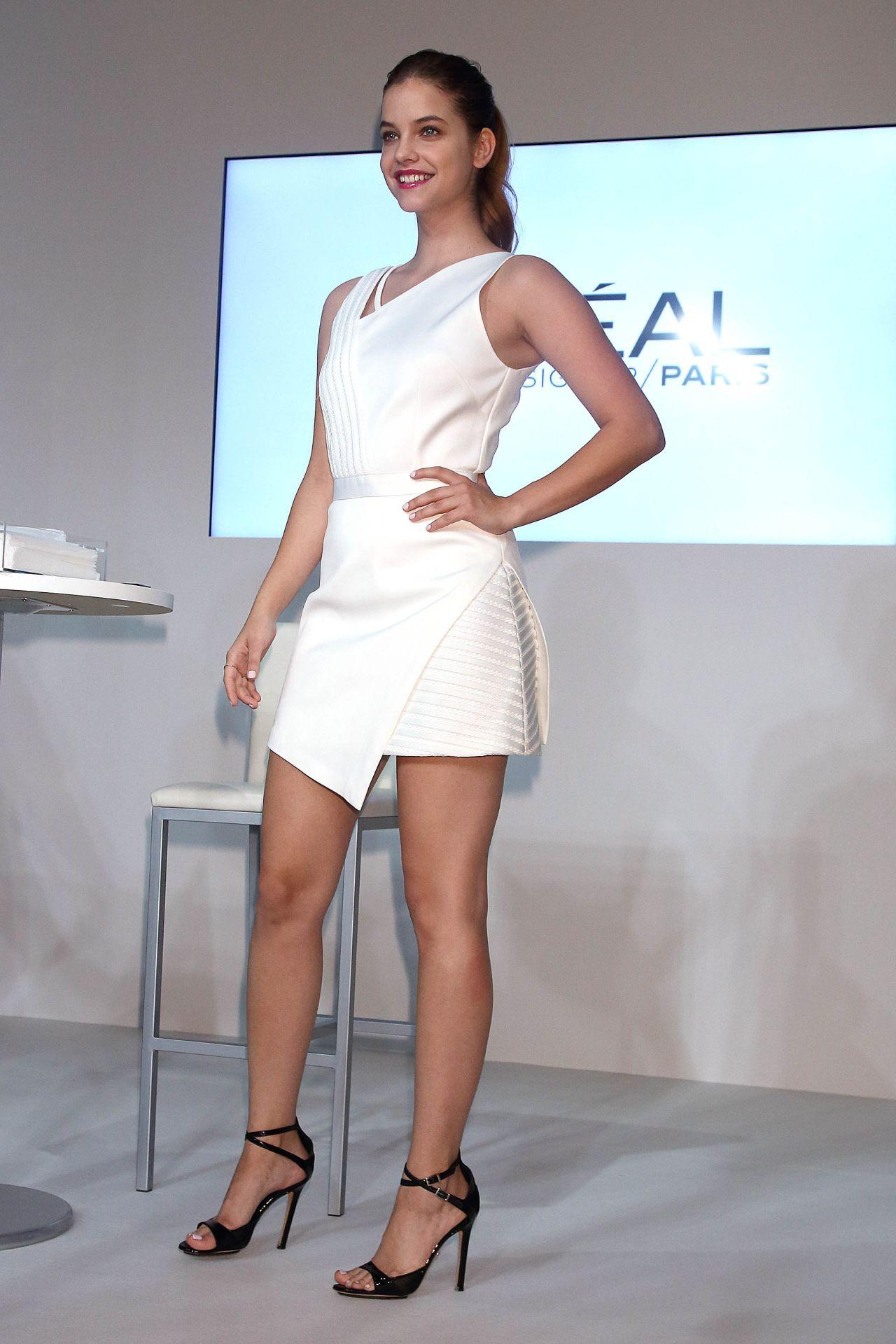 Barbara Palvin L Oreal Makeup Designer Paris Launch In Tokyo June 2015