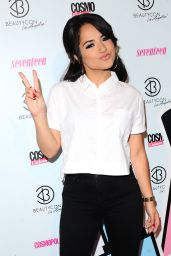 Becky G – 2015 BeautyCon in Los Angeles