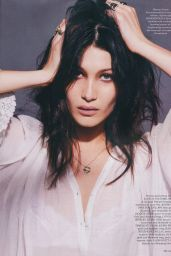 Bella Hadid - Elle Magazine USA June 2015 Issue