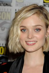 Bella Heathcote - Pride and Prejudice and Zombies Press Day at Comic-Con International in San Diego