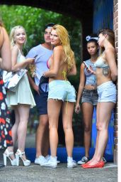 Bella Thorne – 2015 Just Jared Summer Bash Pool Party in Hollywood