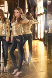 Bella Thorne - Miss Me Jeans Fall 2015 Campaign