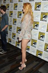 Bella Thorne - Scream Press Line at Comic Con in San Diego, July 2015