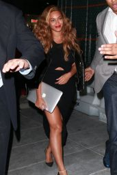 Beyoncé Night Out Style - NYC, June 2015