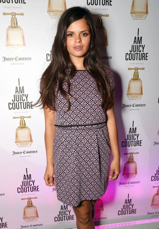 Bip Ling - Juicy Couture `I Am Juicy` Fragrance Launch in London