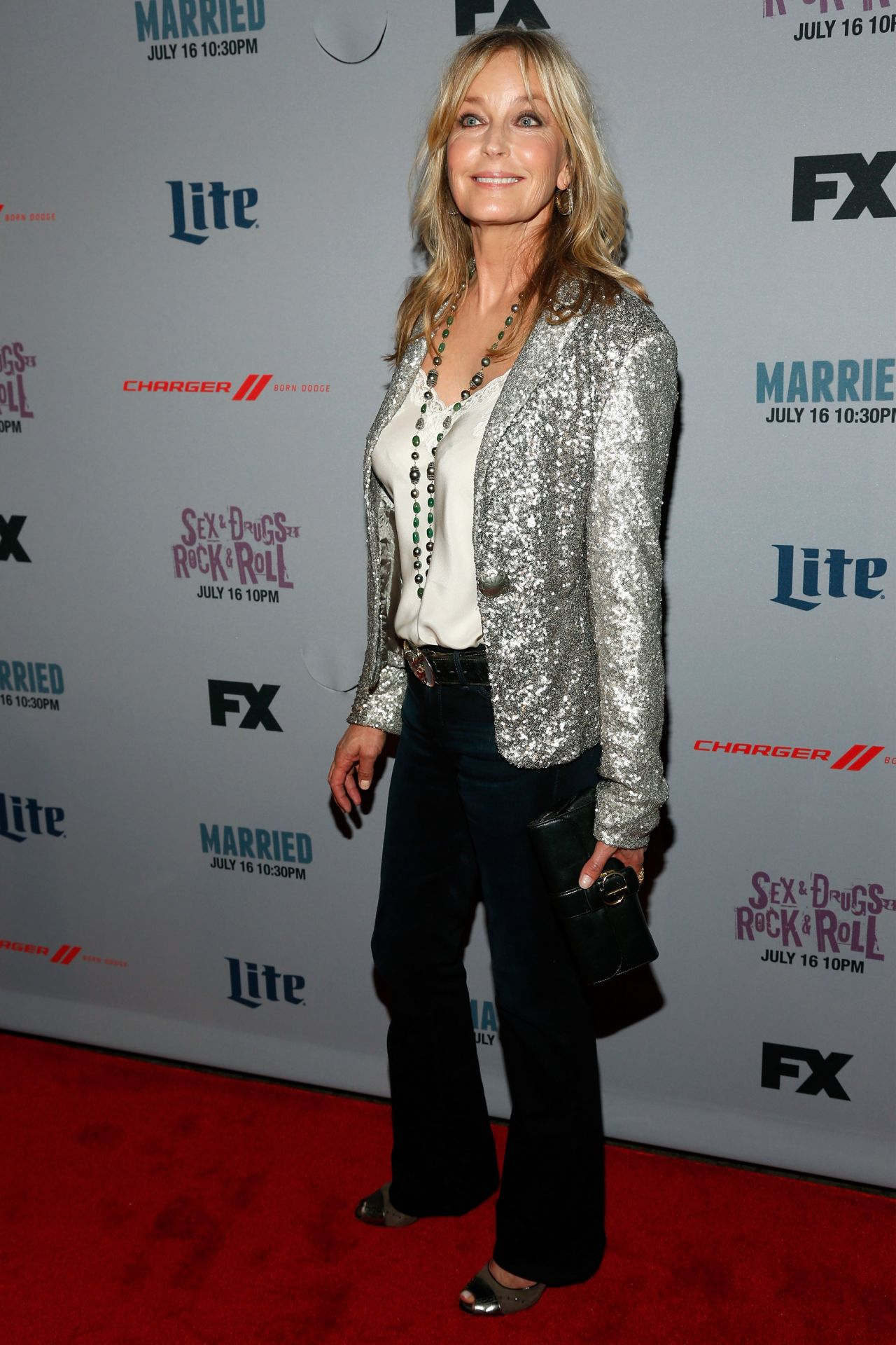 Bo Derek on the Sex and the City hunk whos given her a