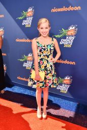 Brady Reiter – 2015 Nickelodeon Kids' Choice Sports Awards in Los Angeles