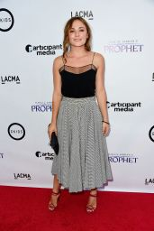 Briana Evigan – GKIDS' 'Kahlil Gibran's the Prophet' Screening in Los Angeles