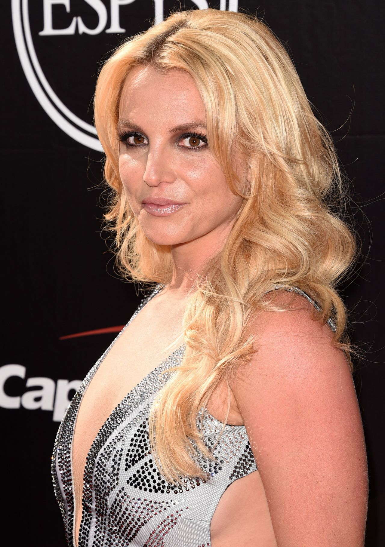 Britney Spears 2015 Espys In Los Angeles