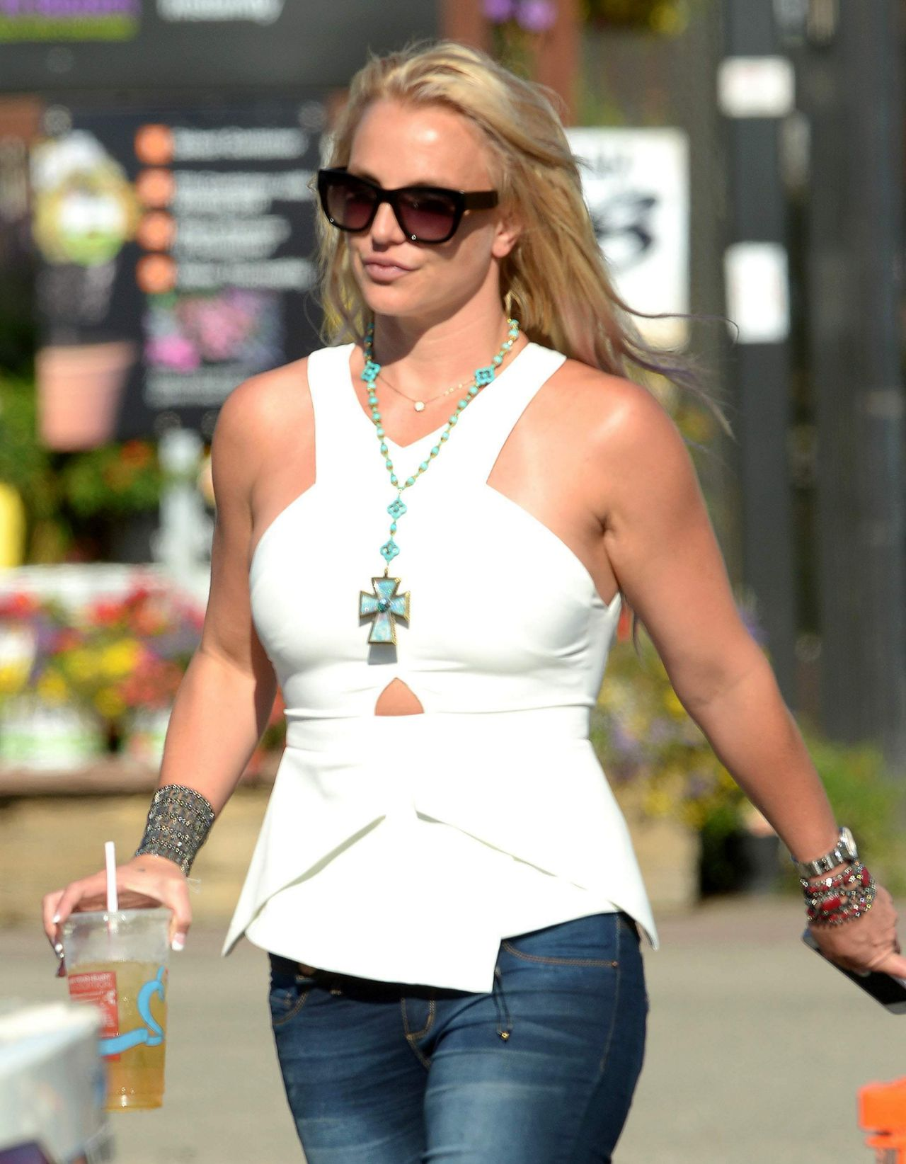 Spears Casual Style at Home Depot in Westlake Village July 2015