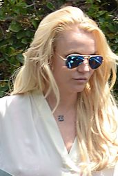 Britney Spears - Out in Los Angeles, July 2015