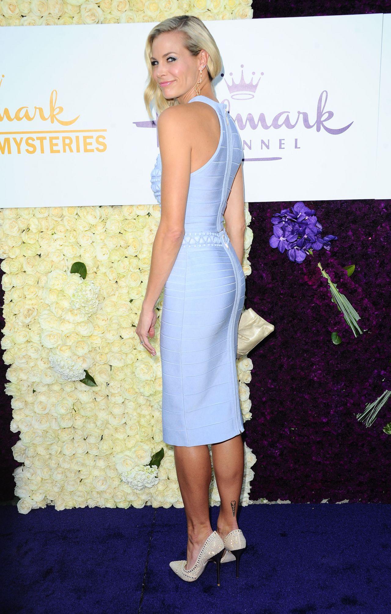 Brooke Burns Hallmark Channel 2015 Summer Tca Tour Event