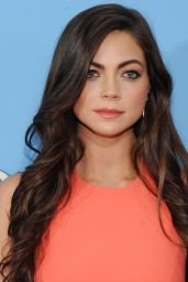 Caitlin Carver - Paper Towns Premiere in New York City