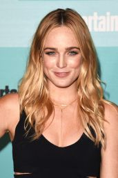 Caity Lotz - Entertainment Weekly Party at Comic Con in San Diego, July 2015