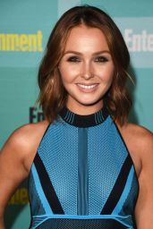 Camilla Luddington – Entertainment Weekly Party at Comic-Con in San Diego, July 2015