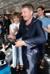 Camren Bicondova - Nintendo Lounge on the TV Guide Yacht at Comic-Con