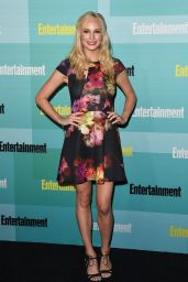 Candice Accola – EW Party at Comic-Con in San Diego, July 2015
