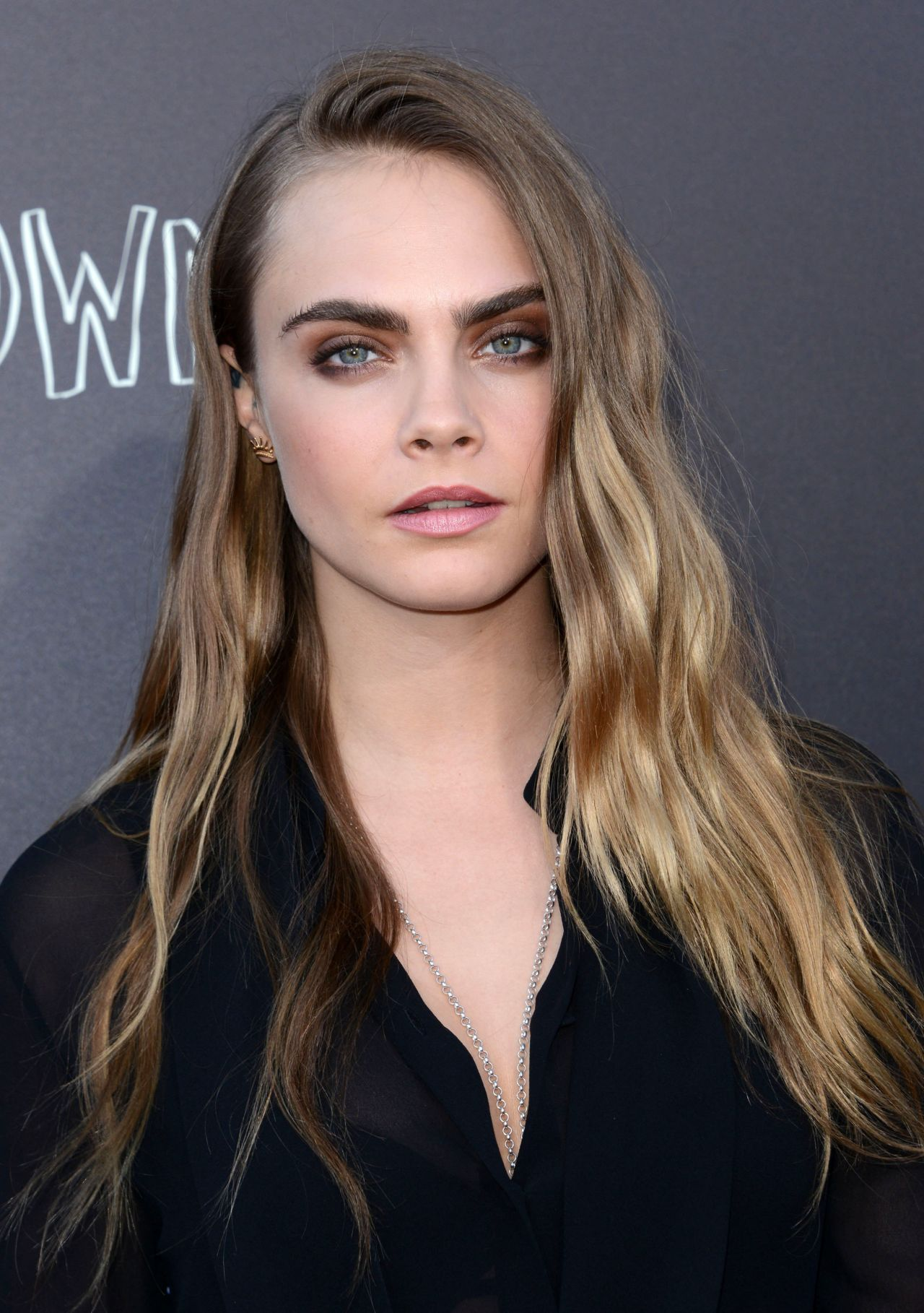 Cara Delevingne - 'Paper Towns' Q&A and Concert in Los ...
