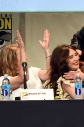 Carice Van Houten - Game of Thrones Panel - 2015 Comic Con in San Diego