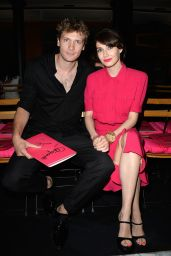 Carice Van Houten - Schiaparelli Show, Paris Fashion Week Haute Couture Fall/Winter 2015/2016