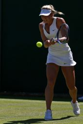 Carina Witthöft – Wimbledon Tournament 2015 – First Round