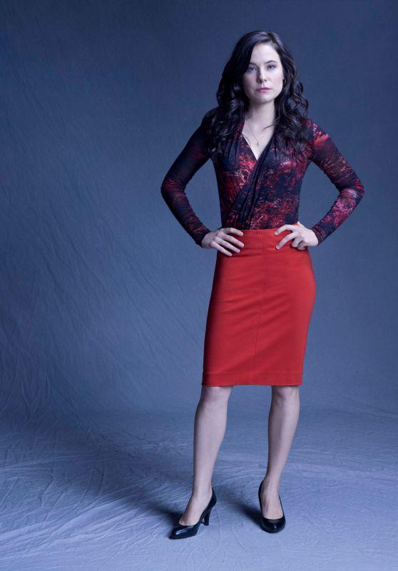 Caroline Dhavernas - Hannibal Season 1 Promoshoot