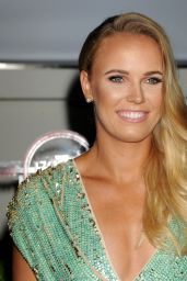 Caroline Wozniacki - BODY at ESPYs at Milk Studios in Hollywood, July 2015