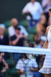 Caroline Wozniacki – Wimbledon Tournament 2015 – First Round