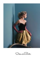 Carolyn Murphy - Photoshoot for Oscar de la Renta Fall/Winter 2015/16