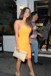 Casey Batchelor - CharityStars #AGOODSUMMERPARTY in London - July 2015