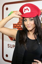 Cassie Scerbo - Nintendo Lounge on the TV Guide Yacht at Comic-Con in San Diego