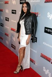 Cassie Scerbo – 'Sharknado 3: Oh Hell No!' Premiere at iPic Theaters in Los Angeles