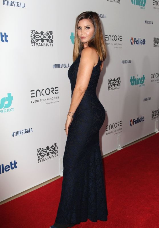 Charisma Carpenter -  2015 Thirst Gala in Beverly Hills