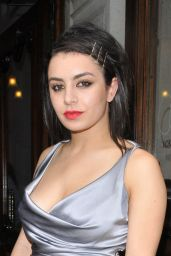 Charli XCX - Out in London, July 2015