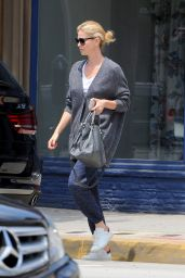 Charlize Theron - Shopping in Los Angeles, July 2015