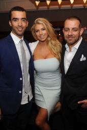 Charlotte McKinney Fashion - Venice Magazine Cover Dinner in Miami