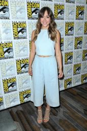 Chloe Bennet – Agents of S.H.I.E.L.D. Panel at Comic-Con in San Diego