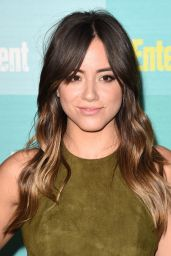 Chloe Bennett - Entertainment Weekly Party at Comic Con in San Diego, July 2015